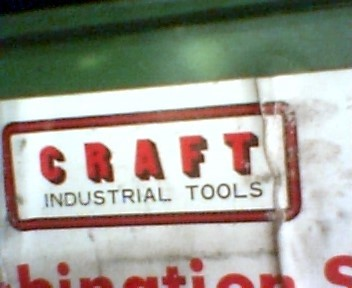 CRAFT INDUSTRIAL TOOLS