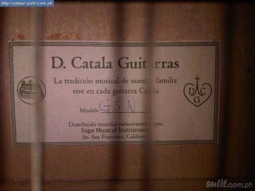 D. CATALA GUITAR