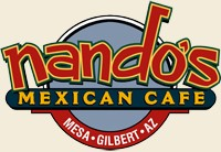 NANDO'S MEXICAN CAFE