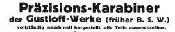 PRAZISIONS-KARABINER