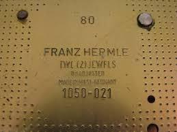 FRANZ HERMLE