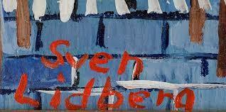 SVEN LIDBERG (1929-2009)