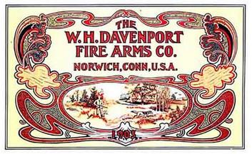 DAVENPORT FIREARMS