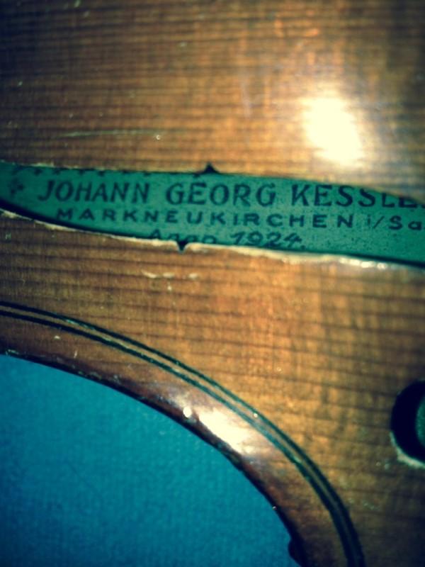 JOHANN GEORG KESSLER