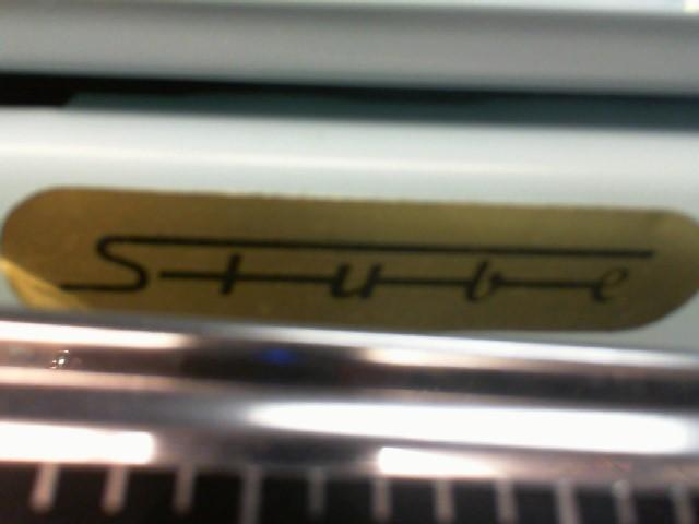STUBE