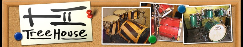TREEHOUSE PERCUSSION