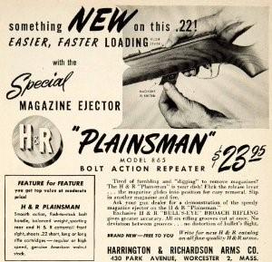 PLAINSMAN ARMS