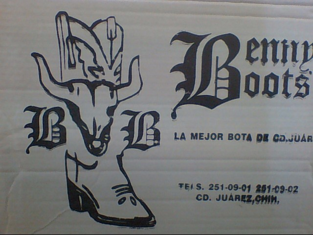 BENNY BOOTS