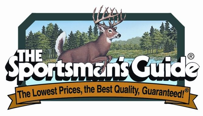 THE SPORTSMAN GUIDE