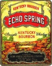 ECHO SPRINGS WHISKEY