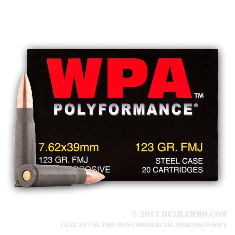 WPA AMMUNITION