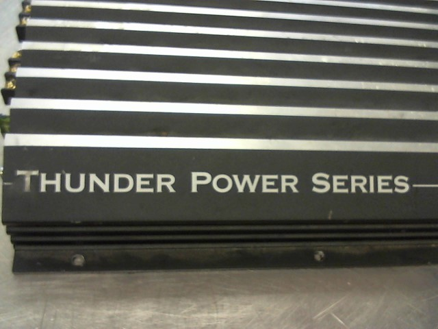 THUNDER POWER SERIES