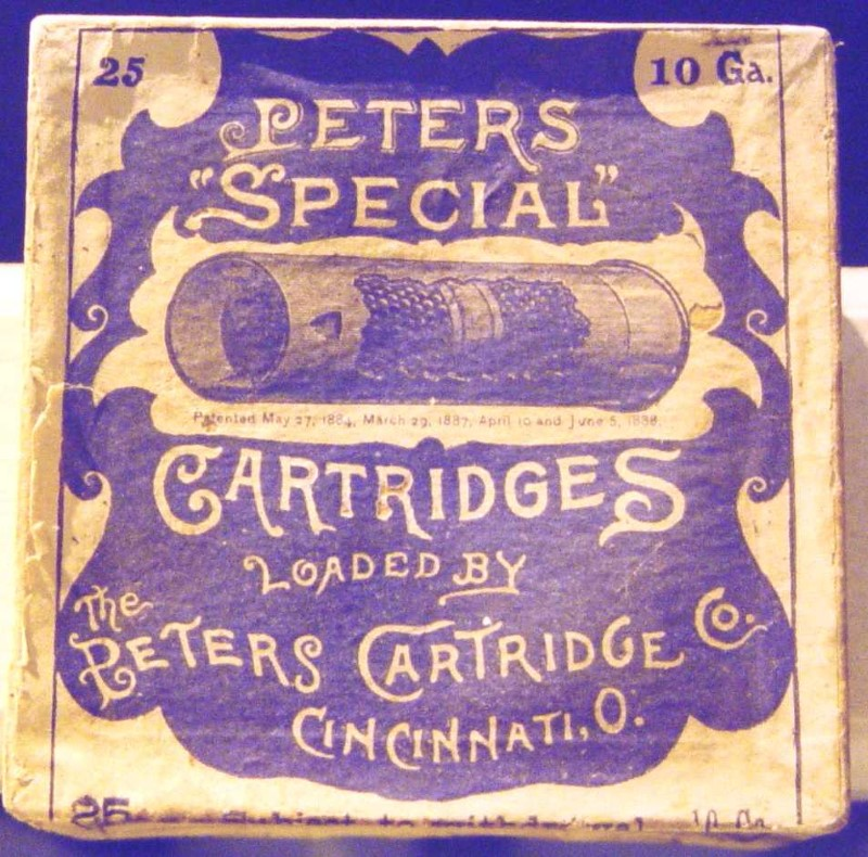 THE PETERS CARTRIDGE CO.