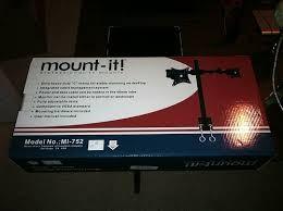 MOUNT IT