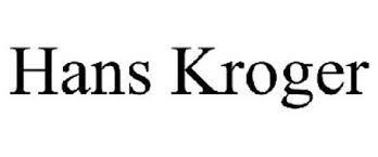HANS KROGER