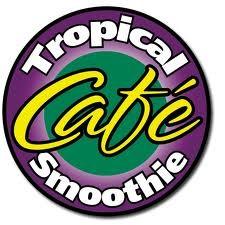 TROPICAL CAFE SMOOTHIE