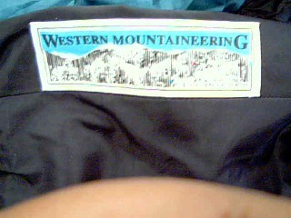 WESTERN MOUTAINEERING