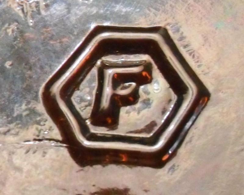 FAIRMONT GLASSWARE