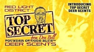 TOP SECRET DEER SCENTS