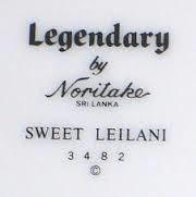 LEGENDARY BY NORITAKE