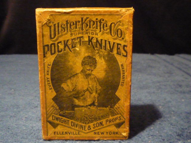 ULSTER KNIFE CO