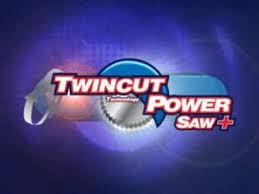 TWINCUT POWER SAW