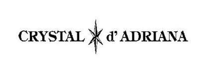 CRYSTAL D ADRIANA