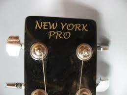 NEW YORK GUITARS