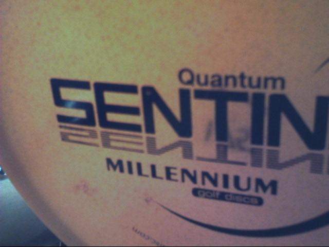 MILLENNIUM GOLF DISCS