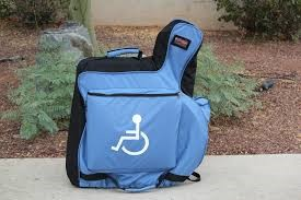 WHEELCHAIR CADDY