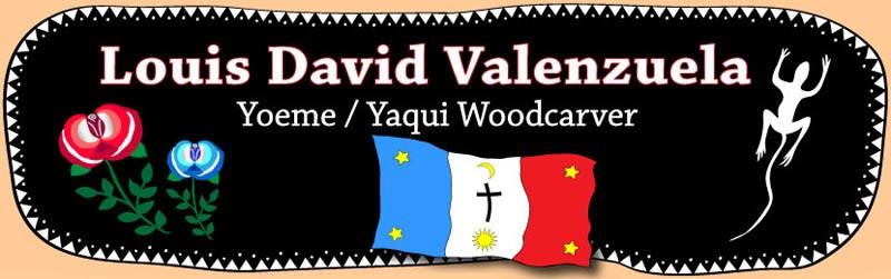 LOUIS DAVID VALENZUELA