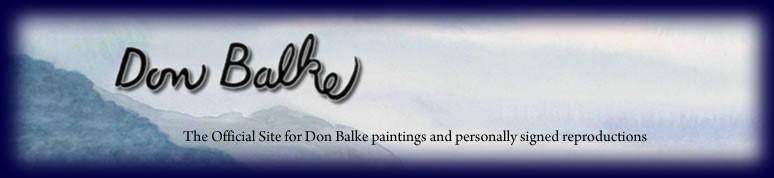 DON BALKE