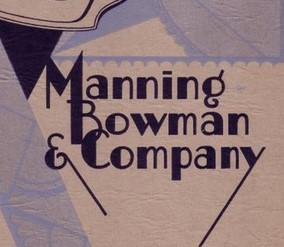 MANNING-BOWMAN
