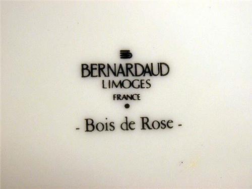 BERNARDAUD LIMOGES