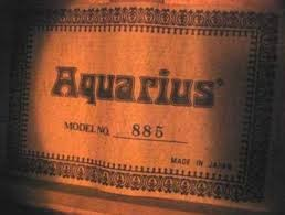 AQUARIUS GUITAR