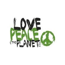 LOVE PEACE AND THE PLANET