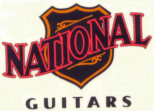 NATIONAL GUITAR