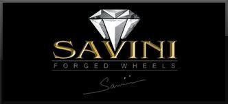 SAVINI FORGED WHEEL
