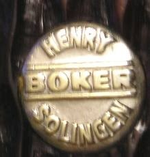 HENRY BOKER
