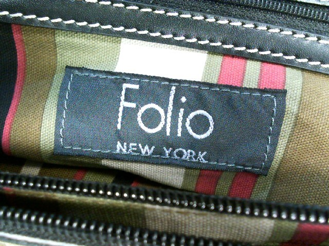 FOLIO NEW YORK