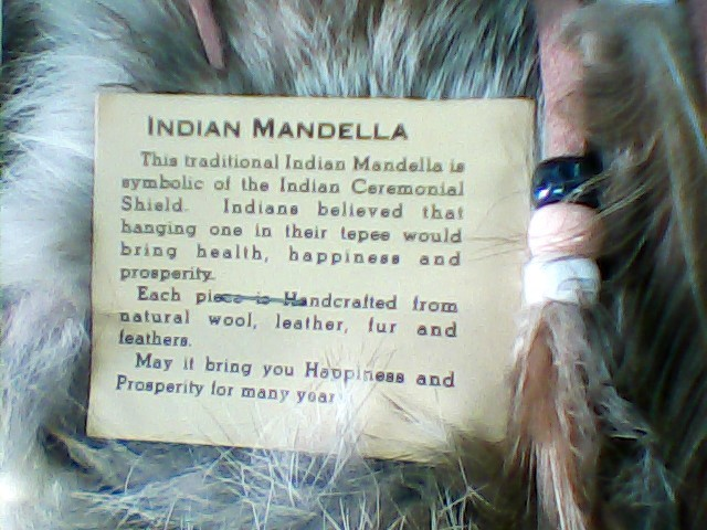 INDIAN MANDELLA