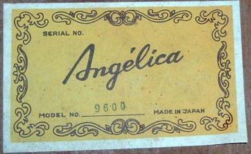 ANGELICA GUITAR