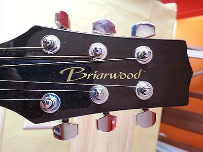 BRIARWOOD GUITAR