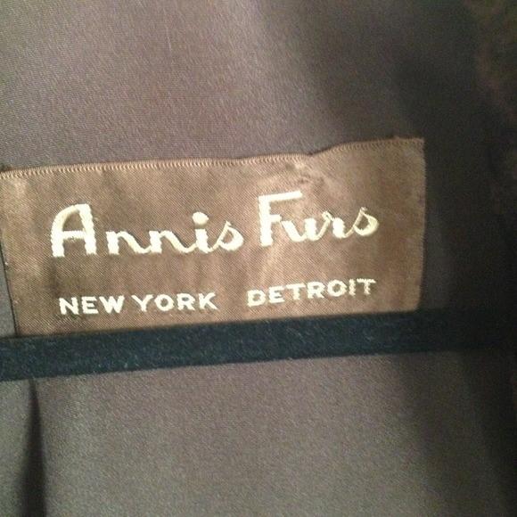 ANNIS FURS