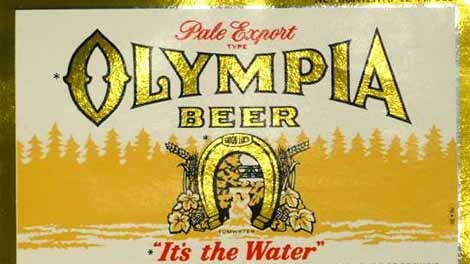 OLYMPIA BREWING CO