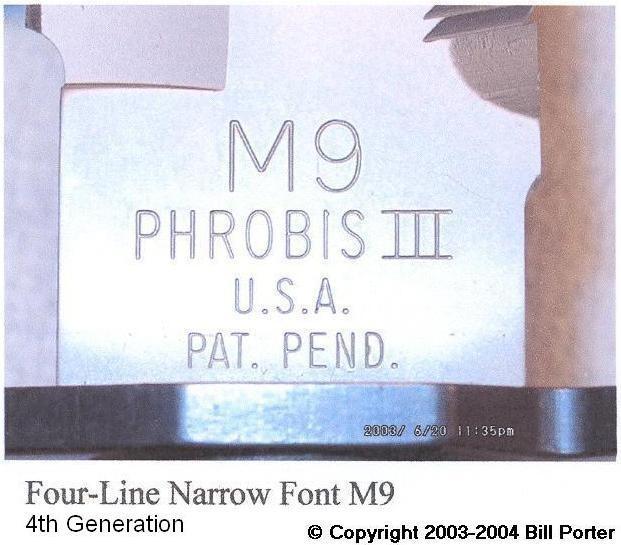 M9 PHROBIS