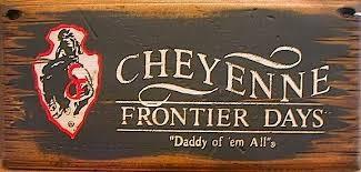CHEYENNE FRONTIER DAYS POSTER