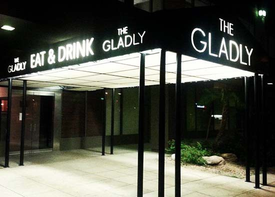 THE GLADY