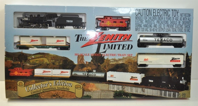 THE ZENITH LIMITED