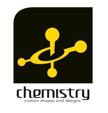 CHEMISTRY SURFBOARD